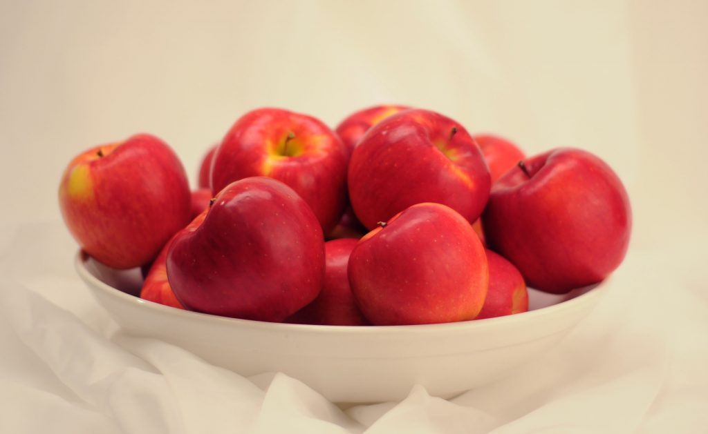WA5 fruit in bowl