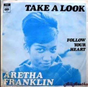 Aretha Franklin Follow your heart album cover