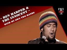 Ben Harper With my own two hands album cover
