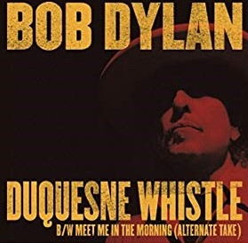 Bob Dylan Meet me in the morning album cover