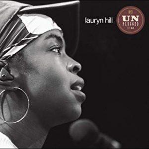 Lauryn Hill MTV Unplugged album cover