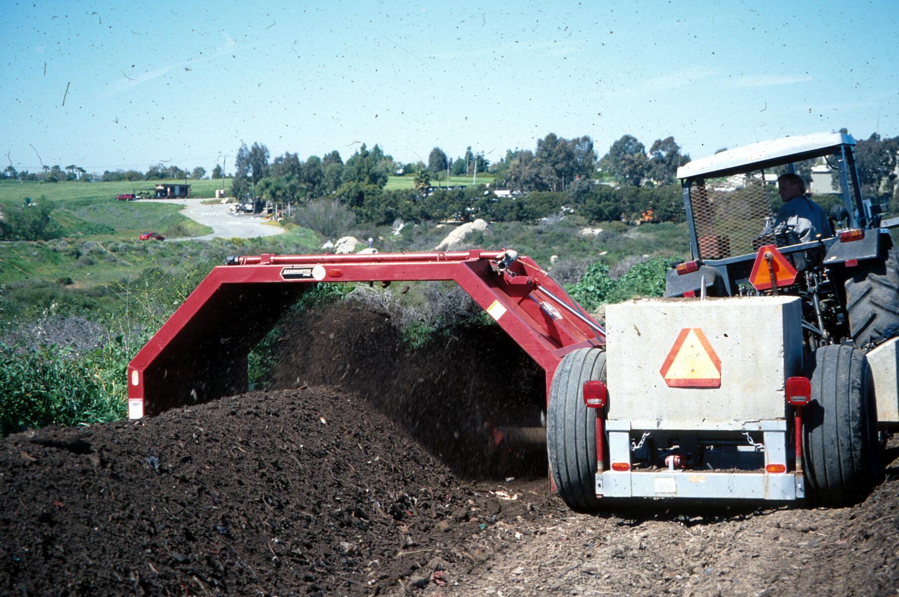 Compost Equipment - Organic AgricultureOrganic Agriculture