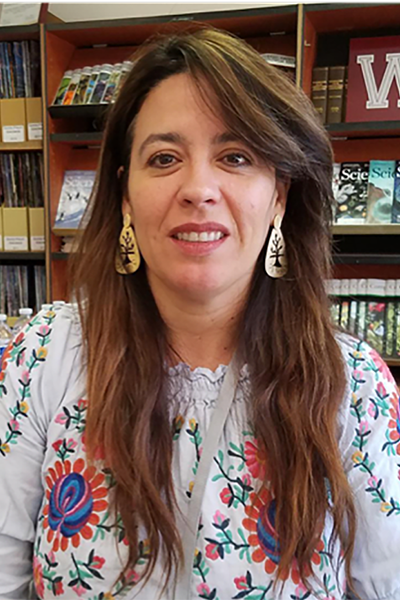Carolina Torres Portrait