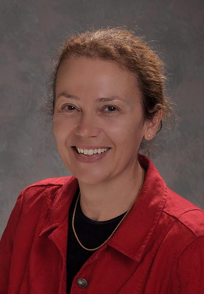 Kate Evans portrait